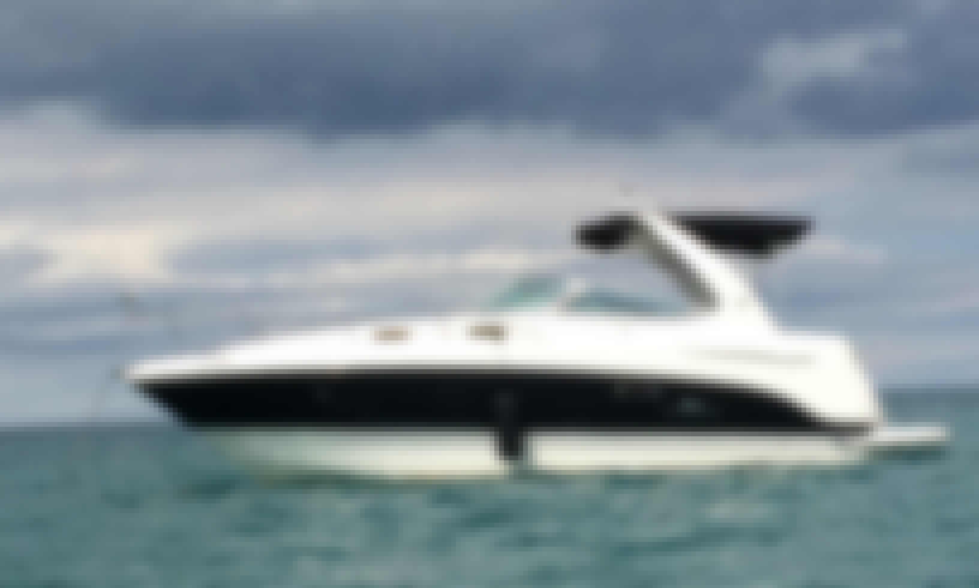 31' Captained Yacht, Fun in Chicago Aboard Bellanzi!