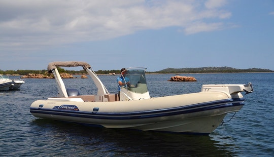 Rent Capelli 900 Rigid Inflatable Boat In Porto Vecchio, France