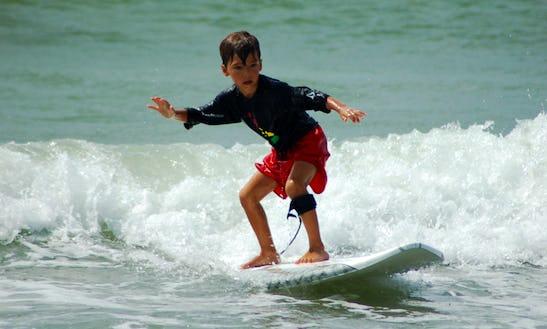 Enjoy Surf Rentals In Ostia, Rome