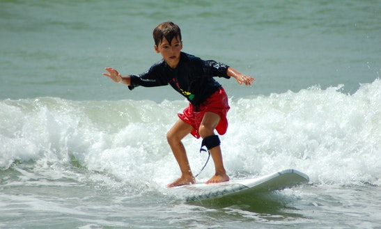 Enjoy Surf Rentals In Ostia, Rome