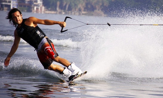 Enjoy Wakeboarding In Ostia, Rome