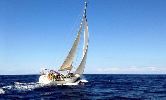 Charter 40' Delphia Cruising Monohull In Marsala, Italy