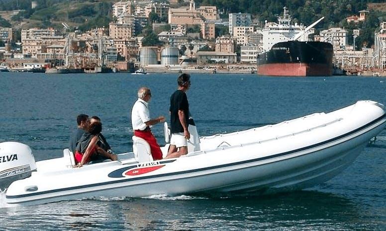 Charter 21' D.640 Rigid Inflatable Boat in Pays De La Loire,  France