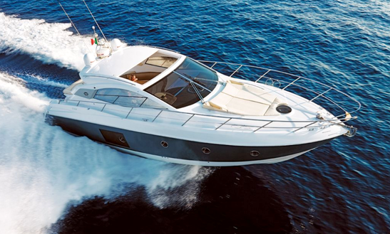 Charter 43' Sessa Motor Yacht In Sicilia, Italy