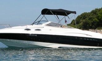 Rent 27' Regal Motor Yacht in Bad Endorf, Germany