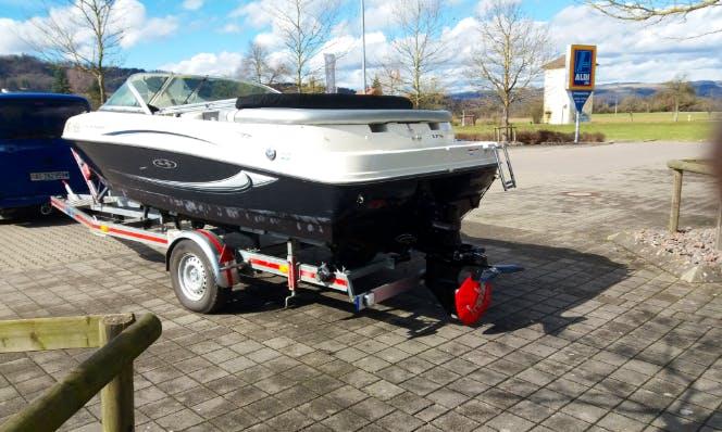 Rent 20' Bayliner Bowrider in Bad Endorf, Germany