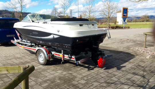 Rent 20' Bayliner Bowrider In Bad Endorf, Germany
