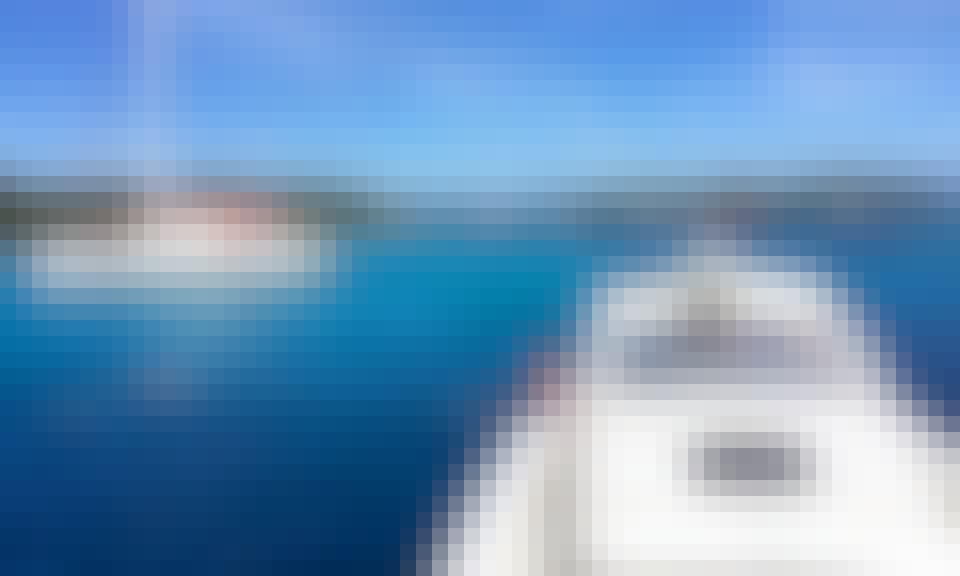 2006 Lomac Motor Yacht Rental in Split, Croatia for 12 person