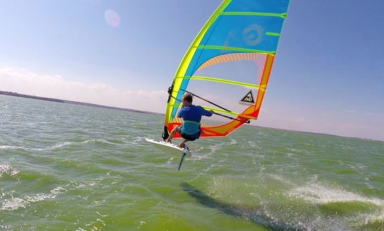 Enjoy Windsurfing Lessons And Rentals In Constanța, Romania