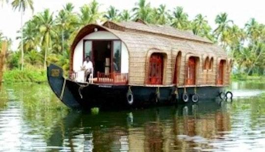 Houseboat Rental In Kumarakom, India