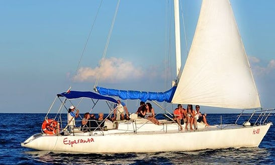Captained Sailing Charters On Monohull In Burgas, Bulgaria