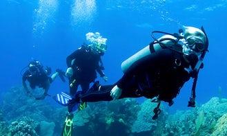 Enjoy Diving Courses in Sozopol, Bulgaria