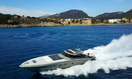 Baia Azzura 63 Available For Cruising To Ibiza & Formentera From Palma