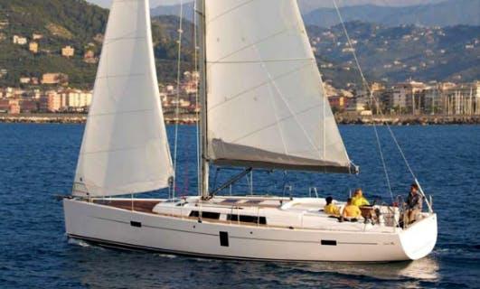 Over 50s Solo Sailing Flotilla