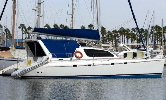 Sometimes / 47' / Catamaran Charter