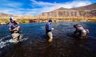 Enjoy Flyfishing In Park City, Utah