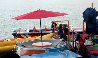 Enjoy Donut Ride in Vijayawada, Andhra Pradesh