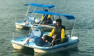 Rent a Paddle Boat in Vijayawada, Andhra Pradesh