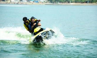 Rent Two-Seater Jet Ski in Vijayawada, Andhra Pradesh