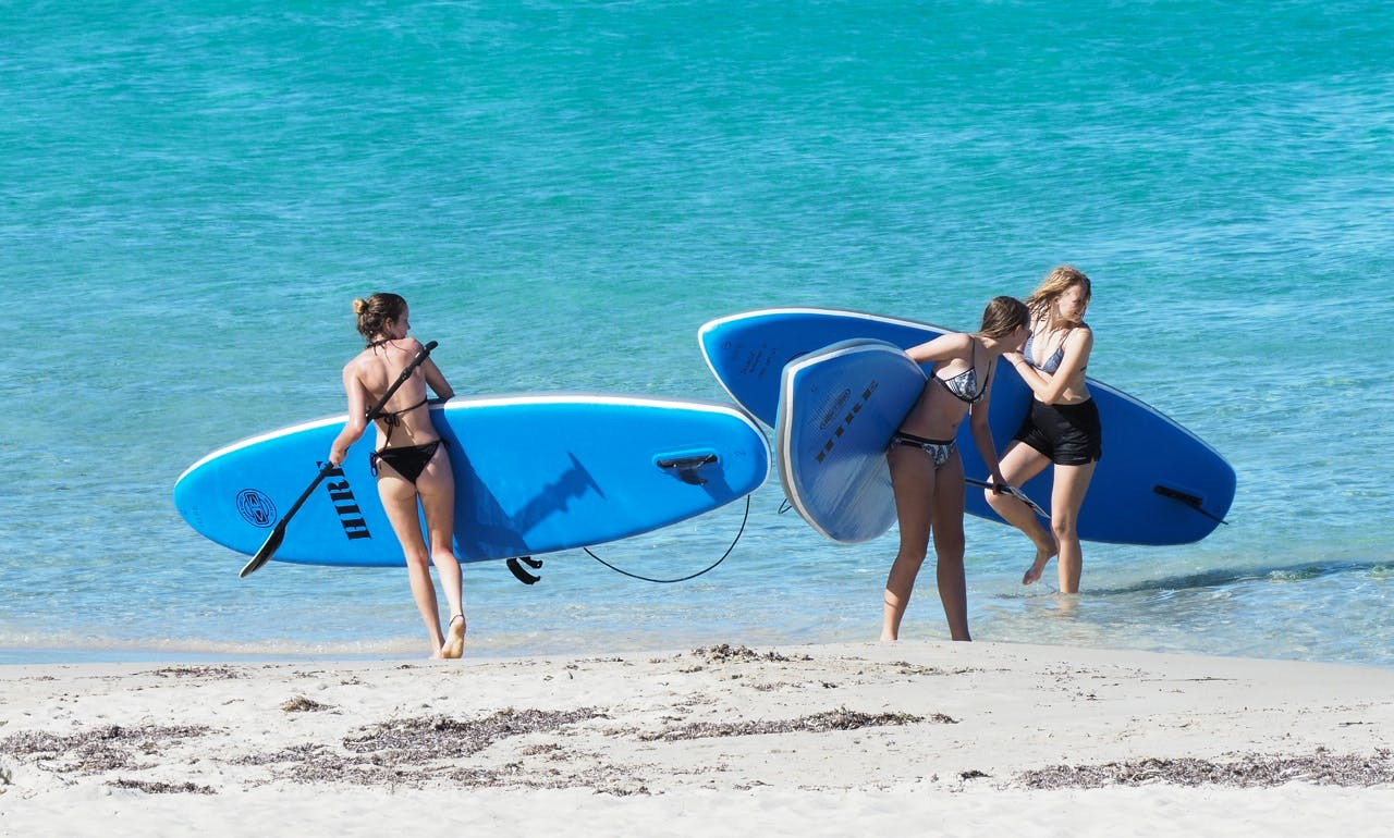 Stand Up Paddle Boards (Sups)