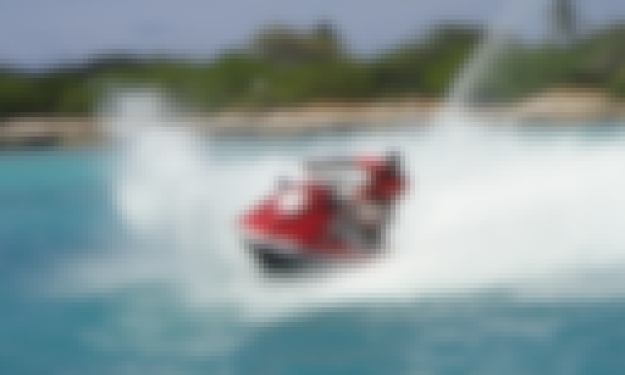 Don't Miss Your Change to Rent a Jet Ski in Noord, Aruba