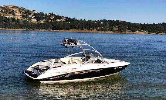 Rent 23' Ski Boat Boat In Sacramento, California