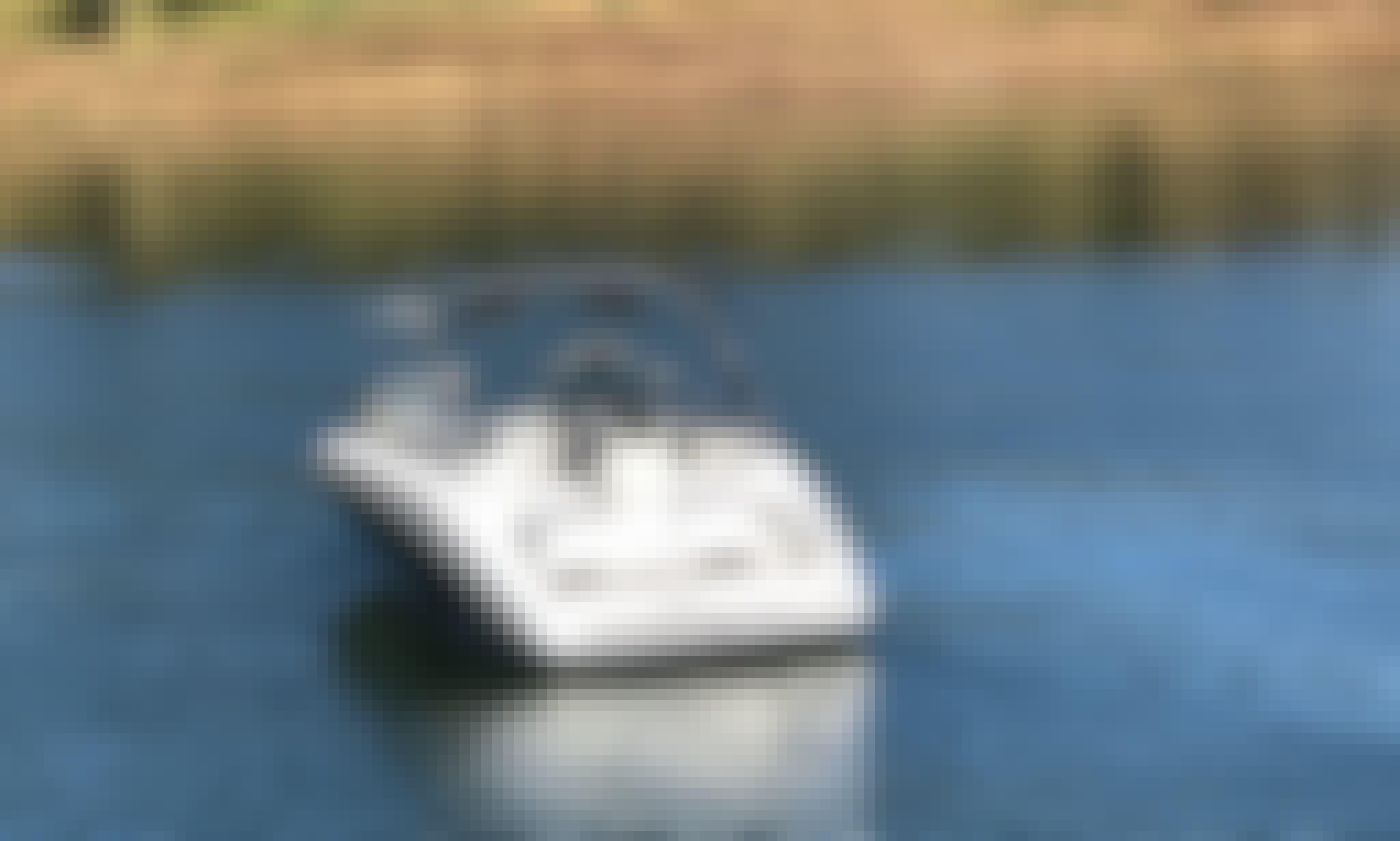 24' Yamaha Ski Boat Rental In Lake Tahoe