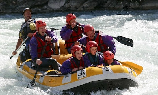 Enjoy Rafting Tours In Saint-clément-sur-durance, France