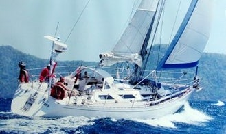 Charter 42' Idefix Cruising Monohull in Deauville, France