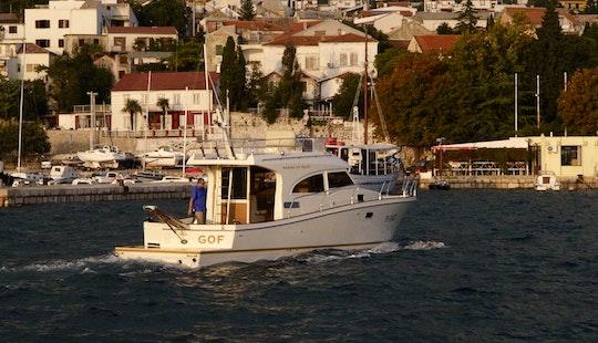 2008 Marina 37 Yacht Charter From Rijeka