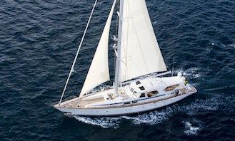 Sailing Mega Yacht rental In Spain