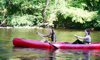 Enjoy Kayak Tours in Langeac, France