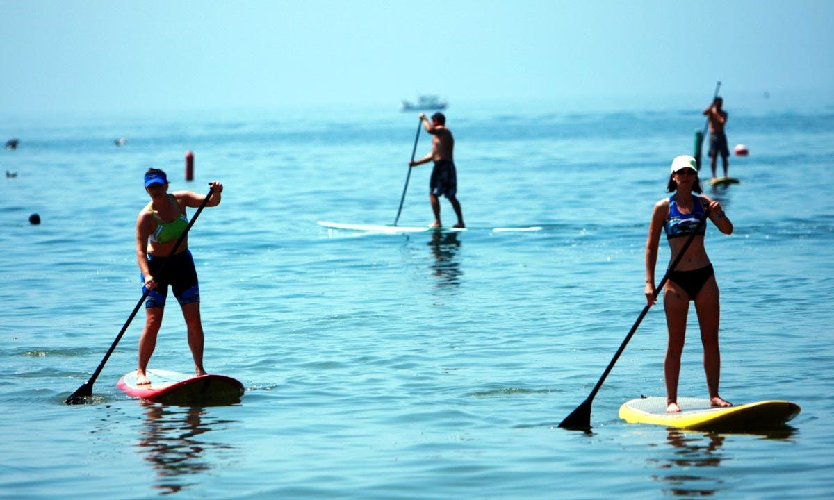 Enjoy Stand Up Paddleboard Trips  in San-Nicolao, France