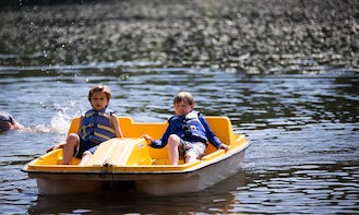 Rent a Paddle Boat in San-Nicolao, France