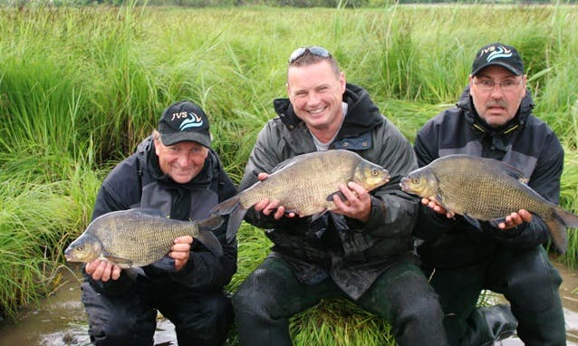 Enjoy Coarse fishing in Ballinamore, Ireland