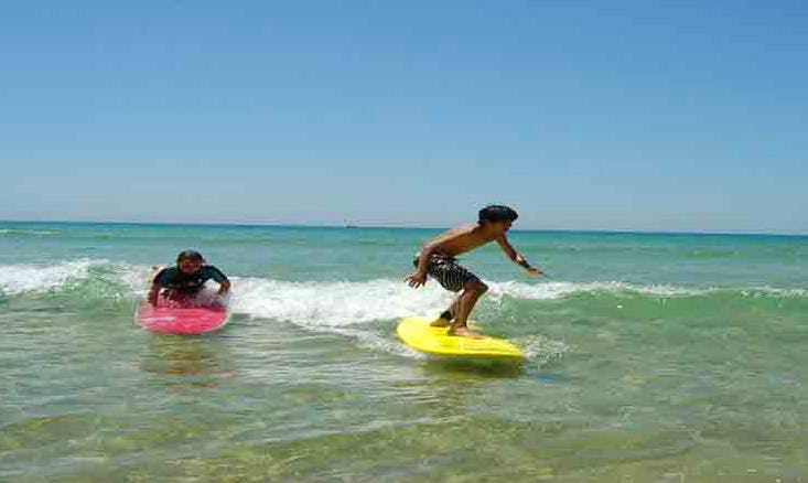 Enjoy Surfing Lessons in Capbreton, France
