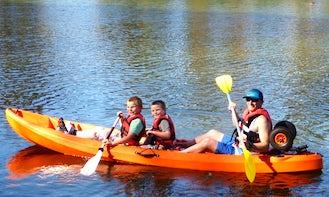 Enjoy Kayak Tours in Loque Gageae, France