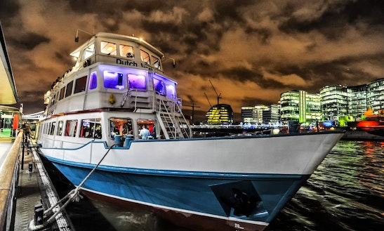 Party On The Thames On The Dutch Master