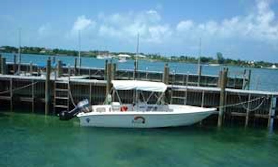 Rent 22' Cdm Center Console Rental In Marsh Harbour, Bahamas