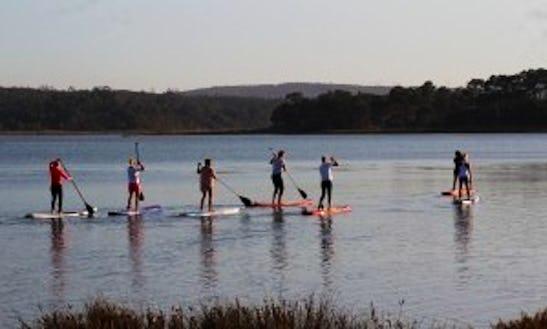 Enjoy Stand Up Paddleboard Rentals & Lessons In Atouguia Da Baleia, Leiria
