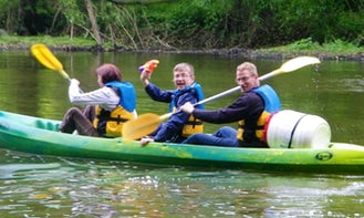 28km Kayaking Tour in Clecy, France