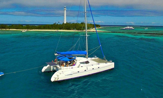 Charter 39' Black Mamba Catamaran In Nouméa, New Caledonia