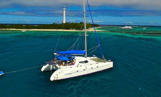 Charter 39' Black Mamba Catamaran In Nouméa, New Caledonia