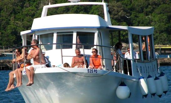 Charter A Motor Yacht In Porec, Croatia
