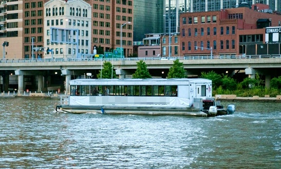 'miss Pittsburgh' Boat Cruises & Charter In Pittsburgh