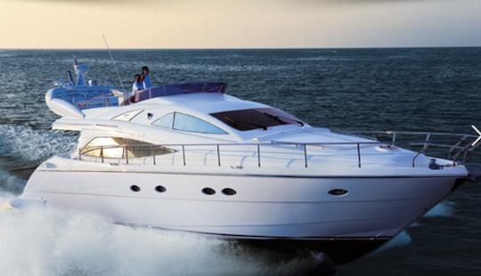 Charter 56' Aicon Power Mega Yacht In Milano, Lombardia
