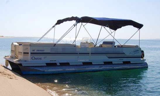 Charter A Pontoon In Olhao, Portugal