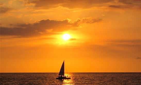 Cruising Catamaran Rental In Rincon