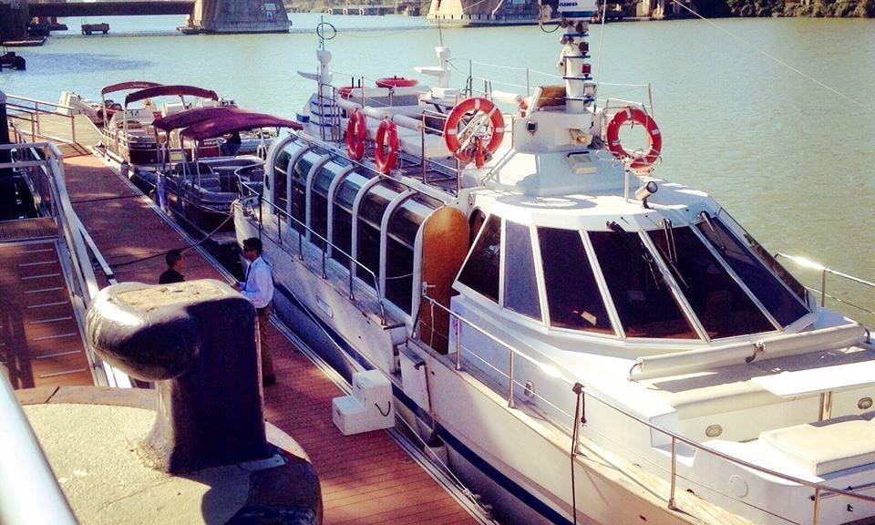 Enjoy Gelves aboard the Pearl of the Guadalquivir Passenger Boat