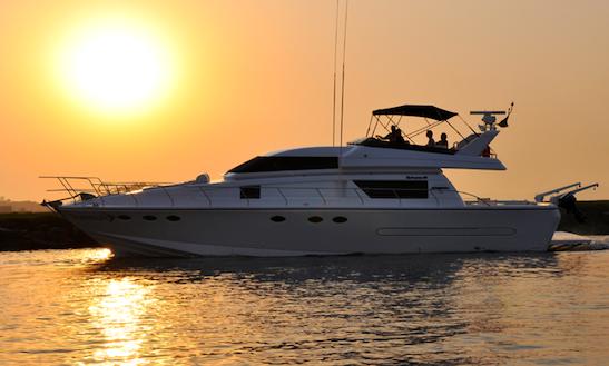 60' Motor Yacht Charter In Angra Dos Reis, Brazil